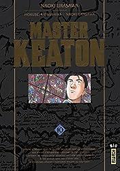 Master Keaton, tome 10
