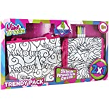 Color Me Mine - Bolsos Mine To Color Pack 2X1