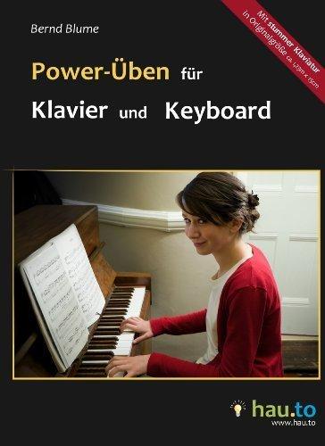 Power-Üben für Klavier und Keyboard - bis zu 1.000 Mal schneller lernen von Bernd Blume (2009) Zubehör -