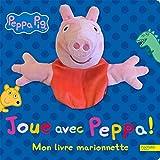 Peppa Pig - Mon livre marionnette