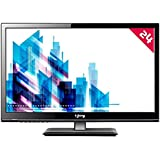 "i-Joy 24-SP 24"" Black Full HD - Monitor (1920 x 1080 Pixeles, LED, Full HD, 1920 x 1080 (HD 1080), 800:1, 16:9)"