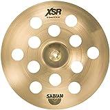 "Sabian XSR1600B 16"" XSR O-Zone Crash Cymbal"