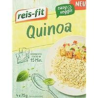 reis-fit Quinoa, im Kochbeutel, 300g, 5er Pack (5 x 300 g)
