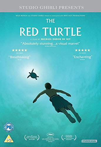 The Red Turtle...