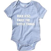 Cotton Island - Bodi Bebe ENJOY0133 Rule #32 Enjoy the Little Things