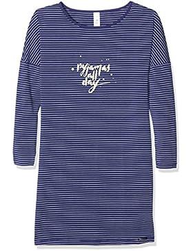 Skiny Mädchen Nachthemd Cosy Night Sleep Sleepshirt Langarm