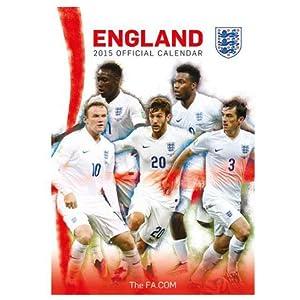 2015 England Calendar
