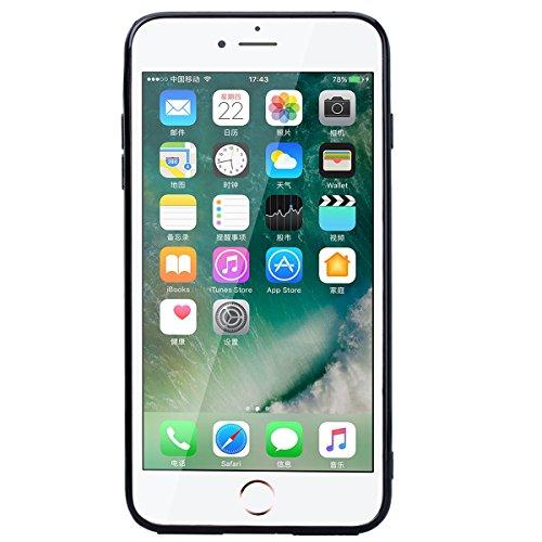 """WE LOVE CASE iPhone 6 / 6s Hülle Macaron iPhone 6 / 6s 4,7"""" Hülle Transparent Kristall klar Durchsichtig Schutzhülle Handyhülle Handytasche Handycover PC Harte Case Anti-Scratch Handy Tasche Schale Sc Macaron"""