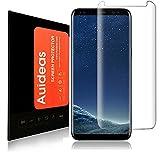 Pellicola Protettiva Samsung Galaxy S8 plus , Auideas 3D copertura completa Pellicola Vetro Temperato Galaxy S8 plus [1 pack] Vetro Temperato Screen Protector per Samsung Galaxy S8 plus - transparent immagine