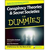 (CONSPIRACY THEORIES & SECRET SOCIETIES FOR DUMMIES) BY Hodapp, Christopher L.(Author)Paperback on (03 , 2008)