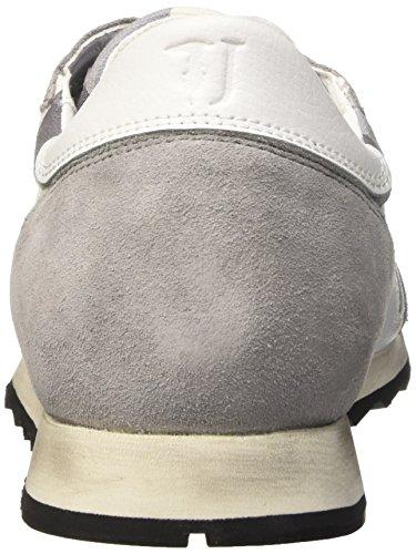 Trussardi Jeans 77s06649, Baskets Homme Gris (114 Camoufgrigio)
