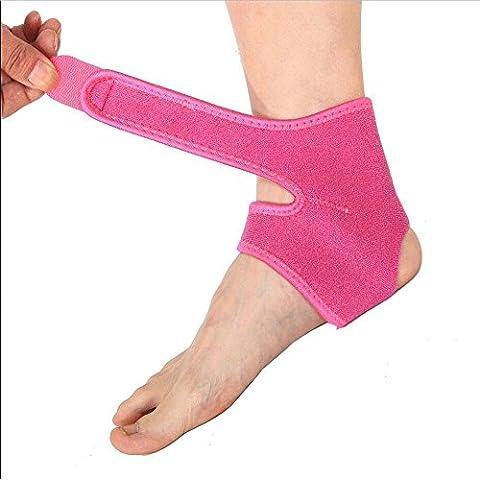 kk-basketball Protective Gear/Sport allattamento caviglia/caviglia ferita (Single Loaded)