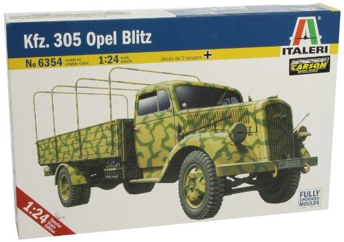 Italeri I6354 - Maqueta de camión Opel Blitz (Escala 1:24)