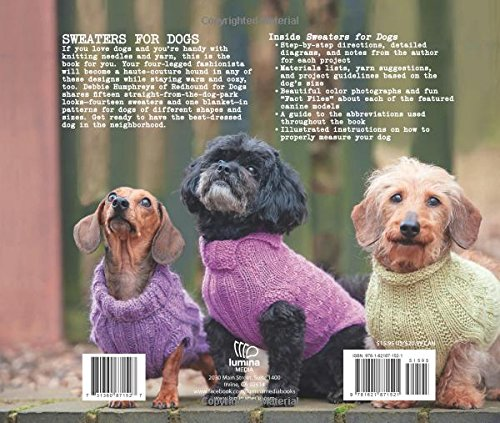 Sweaters for Dogs: 15 Knitting Projects to Keep Your Dog Cozy and Comfortable 2