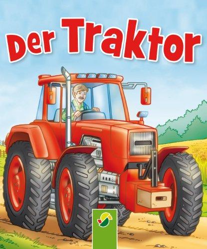 der-traktor-auf-dem-bauernhof