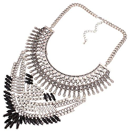la-vogue-collier-plastron-pendentif-femme-multicouche-art-deco-ethnique-cristaux-pierre-noire-argent