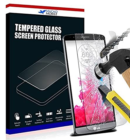 Tempered Glass Screen Protector for LG
