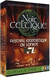 Nuit Celtique (2004) / Festival interceltique de Lorient 2002 - Coffret 2 DVD