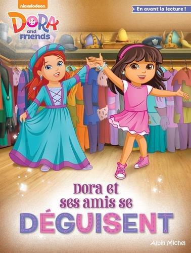 Dora et ses amis se déguisent