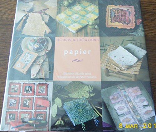 Papier (Dcors & crations)