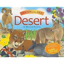Sounds of the Wild: Desert (Pledger Sounds) by Maurice Pledger (Illustrator) (22-Feb-2015) Paperback