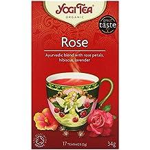 Yogi tea Thé Bio à la Rose 31 g