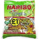 Haribo Sour Rainbow Spaghetti, 162g