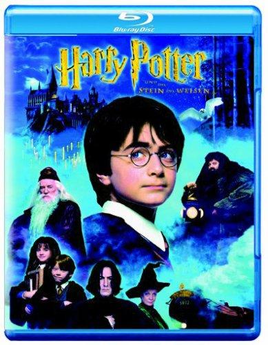 Harry Potter und der Stein der Weisen [Blu-ray]