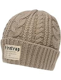 Amazon.co.uk  Firetrap - Hats   Caps   Accessories  Clothing 89dd85b15aa5