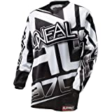 O'Neal Element Racewear - Homme - blanc/noir (Taille: XXL) jersey