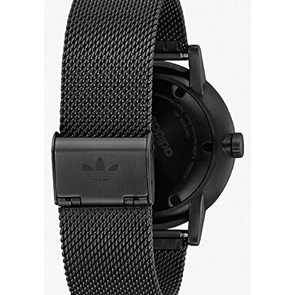 Adidas by Nixon Reloj Analogico para Hombre de Cuarzo con Correa en Acero Inoxidable Z04-2068-00