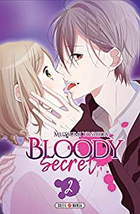 Bloody Secret Edition simple Tome 2