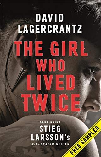 The Girl Who Lived Twice: A Dragon Tattoo Sampler (English Edition) -