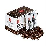 Capsule compatibili Nespresso Bastimento | 50 capsule | 10 confezioni da 5 capsule | (Miscela 100% robusta - Intensità 12)