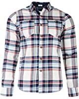 Lee Cooper Wandsworth Long Sleeve Check Shirt