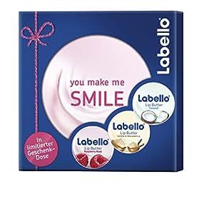 Labello Geschenkdose Lippenpflege Lip Butter, 1er Pack