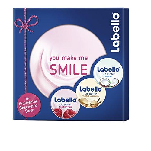 Labello, Set da regalo con 3 burrocacao aromatizzati