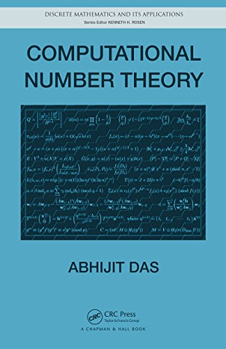Download Computational Number Theory Discrete Mathematics And Its