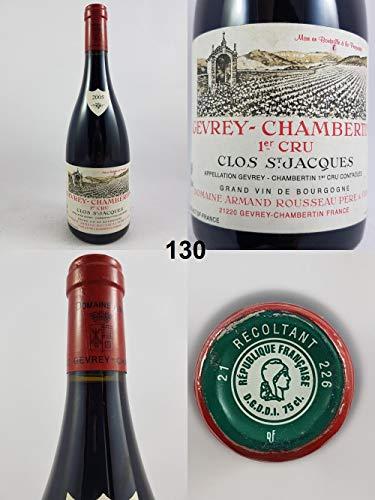 Gevrey-Chambertin - Clos Saint-Jacques - Armand Rousseau 2005