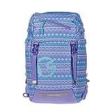 ergonomischer Schulrucksack 28l Classic Purple