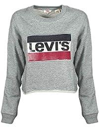 Donna it Amazon Levi's Abbigliamento Grigio azntwnpFq