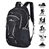 Best Hiking Backpacks - Loocower 45L Packable Ultralight Hiking Backpack, Lightweight Multi-functional Review