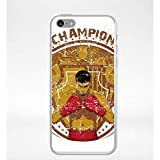 Générique Coque Champion Compatible iphone 5c Transparent