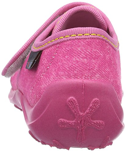 Rohde Mädchen Boogy Flache Hausschuhe Pink (Pink 46) c9blZFj7FW