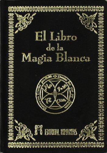 Libro De La Magia Blanca,El -Terciopelo