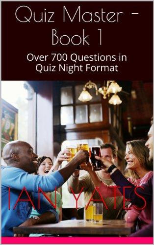 Pub Quiz Master - Book 1