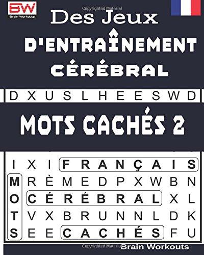 Des Jeux D'entraînement Cérébral - MOTS CACHÉS 2 par Brain Workouts