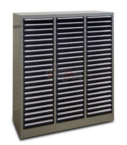 ADB Schubladencontainer Schubladenbox Schubladenschrank 3x21 = 63 Schubladen