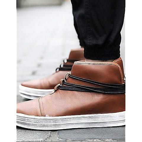Scarpe da uomo - Sneakers alla moda - Tempo libero