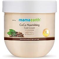 Mamaearth CoCo Nourishing Cold Winter Cream For Dry Skin With Coffee and Vitamin E For Rich Moisturization - 200 g